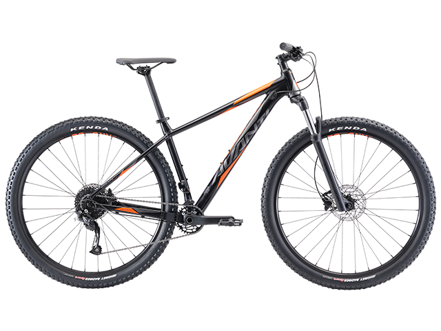 Avanti Competitor 1. The perfect bike for the Around The Mountains Trail.